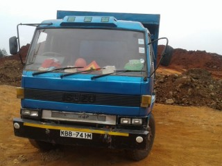 Tipper for hire in Nairobi, Ngong' Road