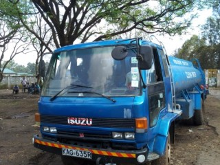 Clean water supplier in Nairobi. (Ngong' road)