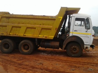 Tippers for hire in Nairobi