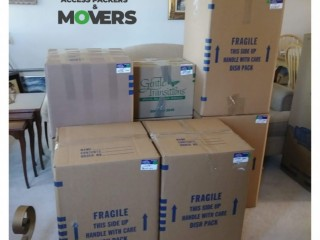 PROFESSIONAL & RELIABLE HOME & OFFICE MOVERS